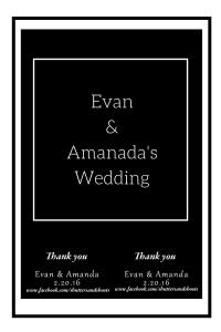 Evan and amanda