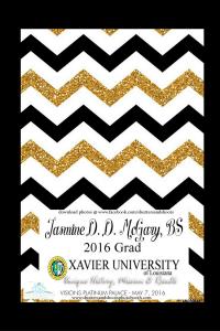 Jasmine Graduation