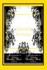 Jolanda birthday