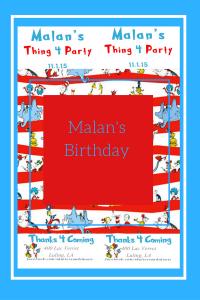 Malan's birthday