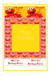 Mias birthday