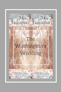 Washington wedding