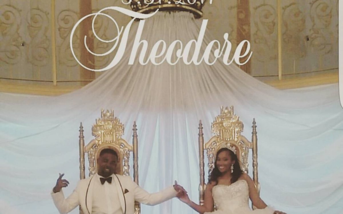 Theodore Wedding